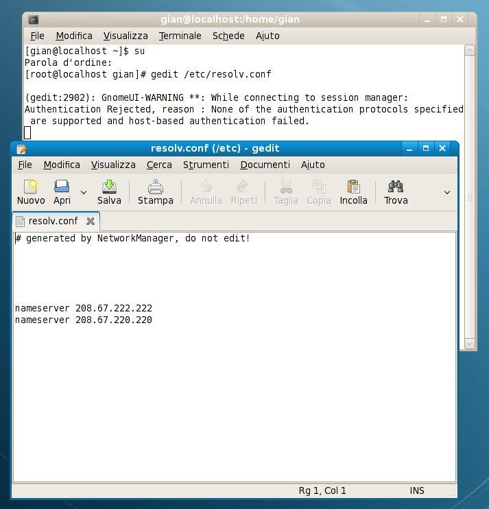 Personalizzare Fedora 8 (Parte II)