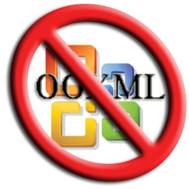 Google si scaglia contro OOXML