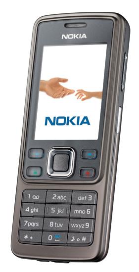 Presentato il nuovo Nokia 6300i con mobile VoIP