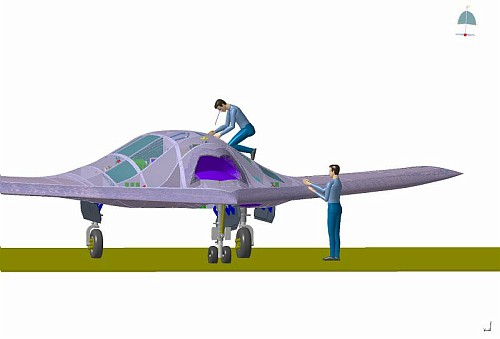 Wind River VxWorks 653 per gli aerei senza pilota
