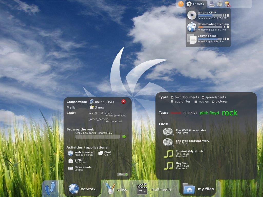 TuxPerle: i 10 desktop Linux più belli di sempre