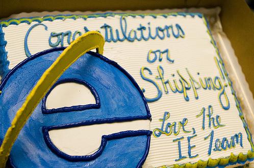 TuxPerle: Record e festeggiamenti in salsa IE per Firefox 3