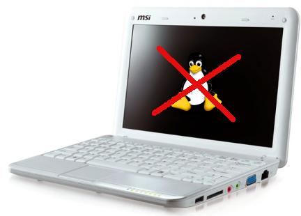 MSI: sui netbook Linux non convince gli utenti