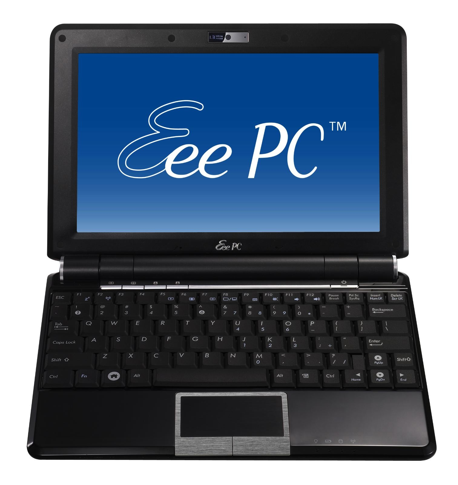 Asus Eee PC 1000H: e in rete si decolla