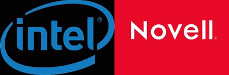 intel-novell-logos