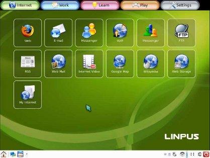 Linpus: Windows e Linux si divideranno il mercato netbook