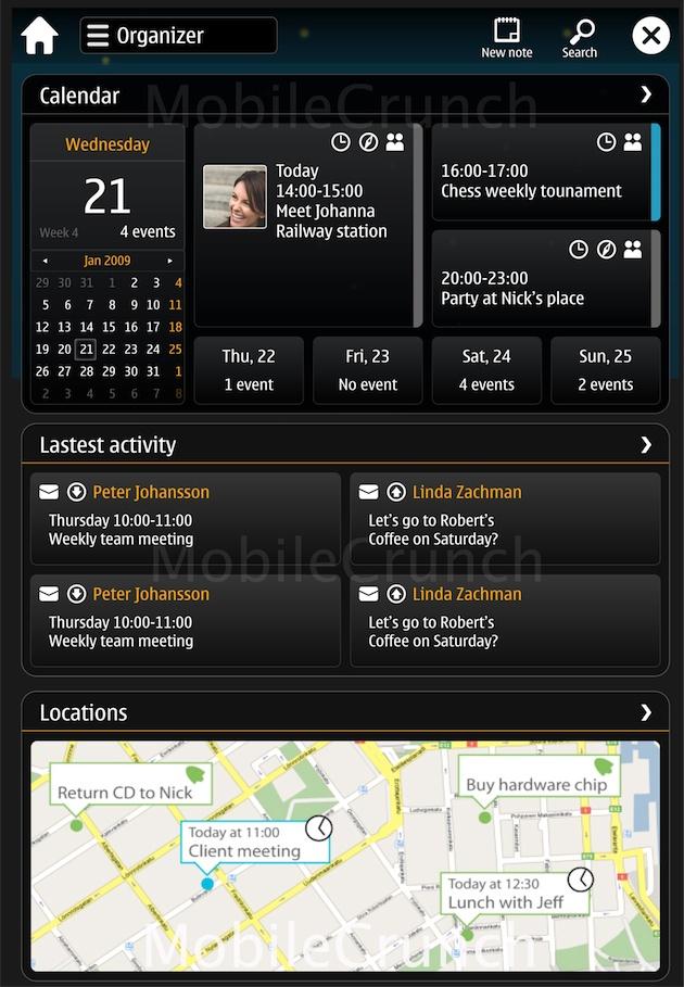 Nokia nel 2010 porterà Maemo sugli smartphone