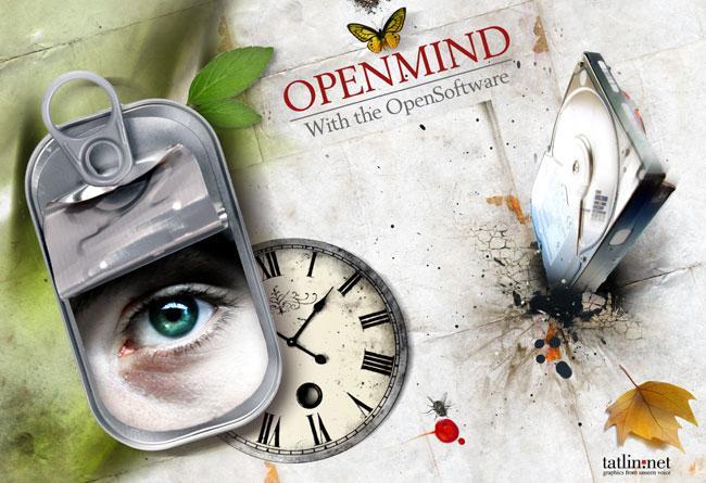 OpenMind 2009: quando il software libero è aperto a tutti