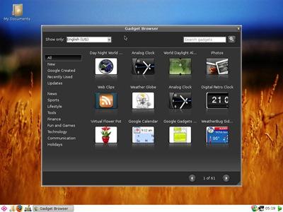 Firefly Linux: una nuova distro per netbook