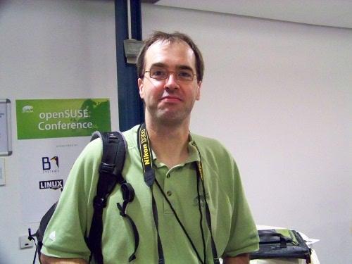 OSC09: Il futuro di openSUSE, intervista con Andreas Jaeger
