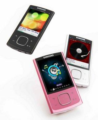 mp3 YP-R0 Samsung vari