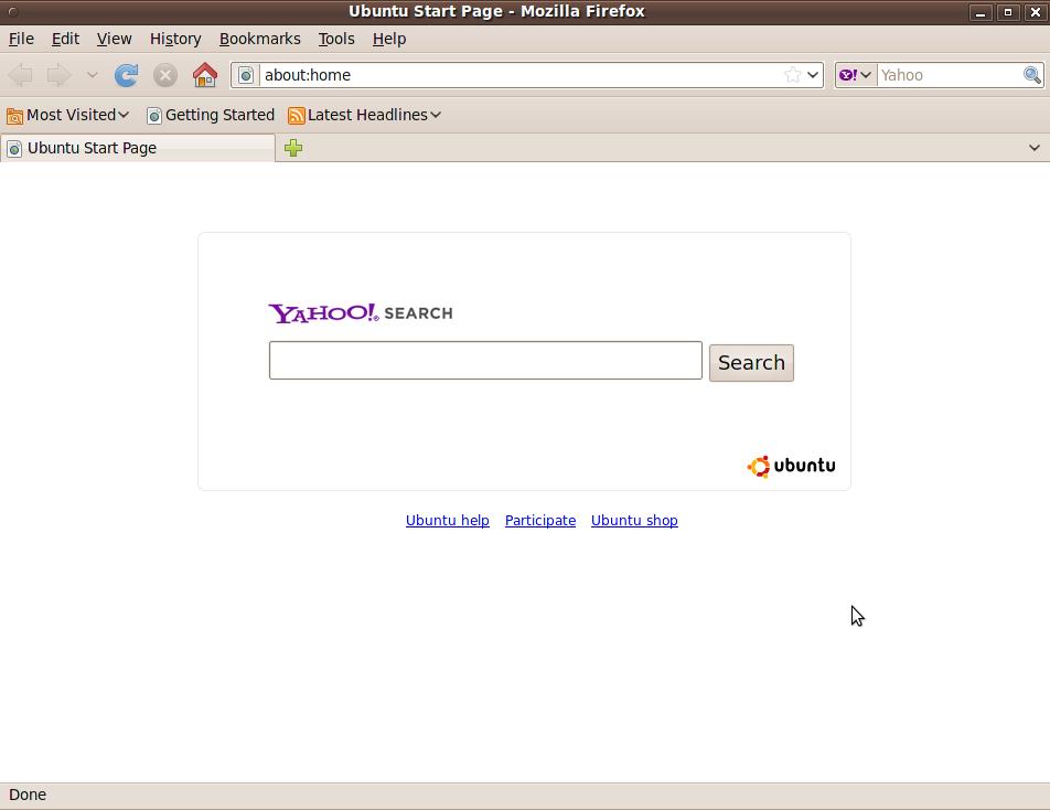 ubuntu_search_yahoo