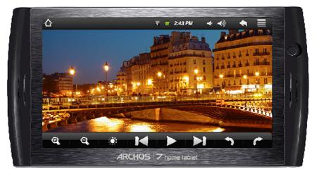 Archos 7: un tablet con Android a 149 euro