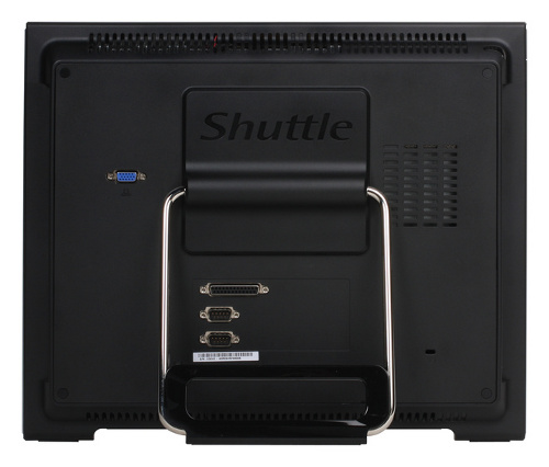 Shuttle X5020V: l'affascinante all-in-one con openSUSE