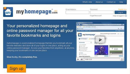 Realizzare una pagina personale con tutti i servizi Web preferiti