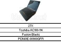 Toshiba AC100-114: un netbook con Android 2.1 e Tegra?