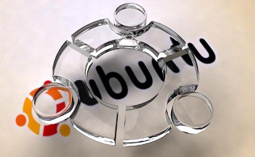ubuntu_logo_on_ice