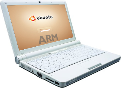 Ubuntu Netbook Edition per CPU ARM: a luglio sarà realtà (video)