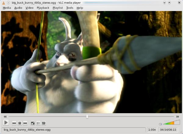 vlc-1.1.0-screenshot