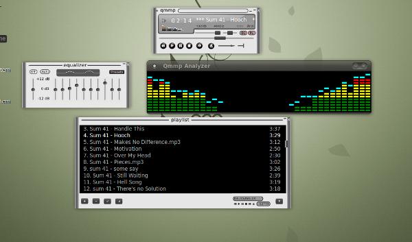 Screenshot-qmmp