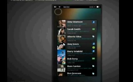 MeeGo in funzione su uno smartphone, ecco il video