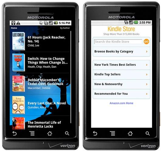 Amazon sta per lanciare il suo Android Market