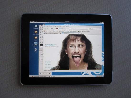 iLIVEx-iPad