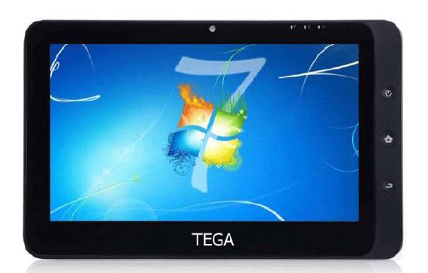 Tegatech Tega V2: Android e Windows 7 sullo stesso tablet