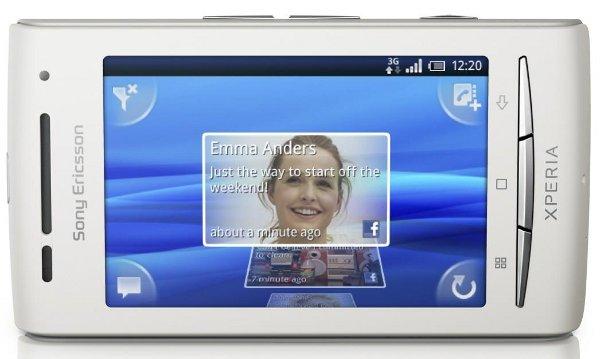 Sony Ericsson Xperia X8: a giorni in Italia, ecco il video promozionale