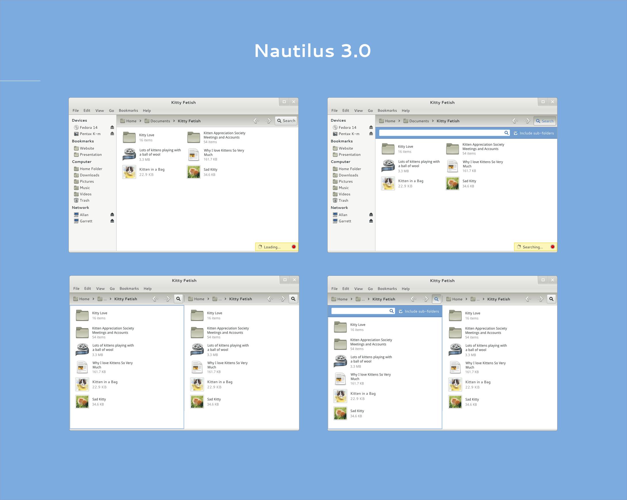 Nautilus 3.0 comincia a farsi notare dal grande pubblico
