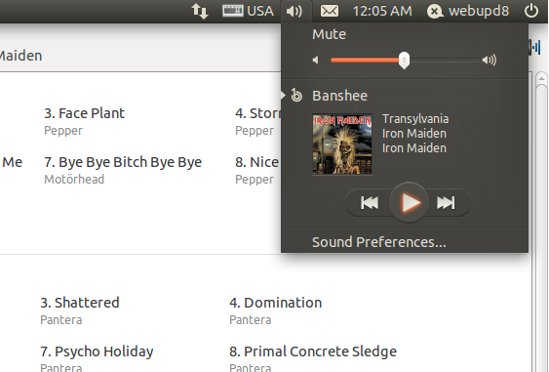 Ubuntu 11.04: Banshee sarà il player audio predefinito
