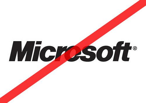 no-microsoft