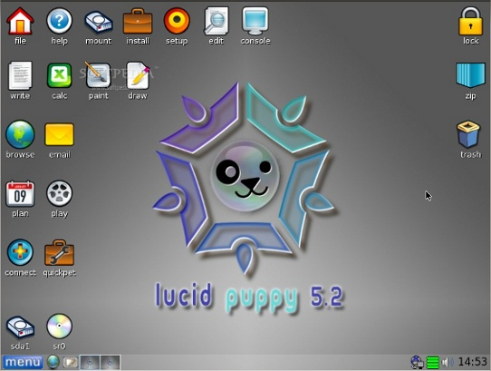 Rilasciata Puppy Linux 5.2, basata su Ubuntu 10.04