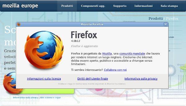 Firefox 4 è quasi pronto, la Beta 12 risolve ben 659 bug!