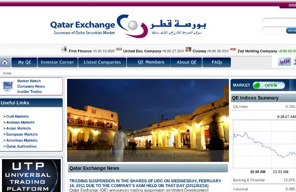 qatar-exchange