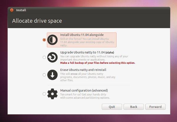 ubuntu11.04-installer