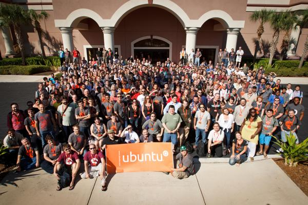 Ubuntu-Developer-Summit