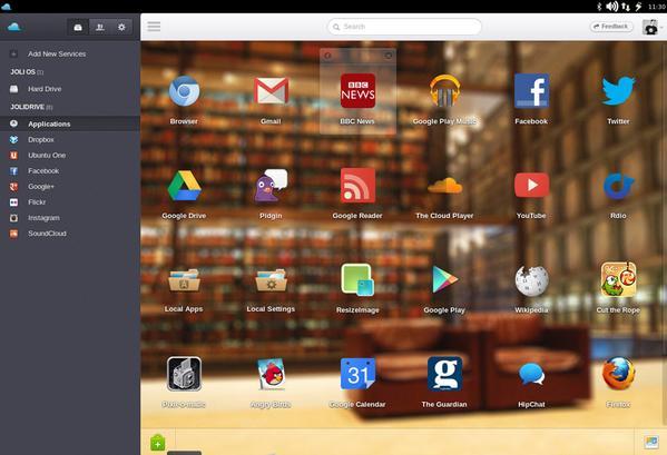 jolicloud-desktop-environment
