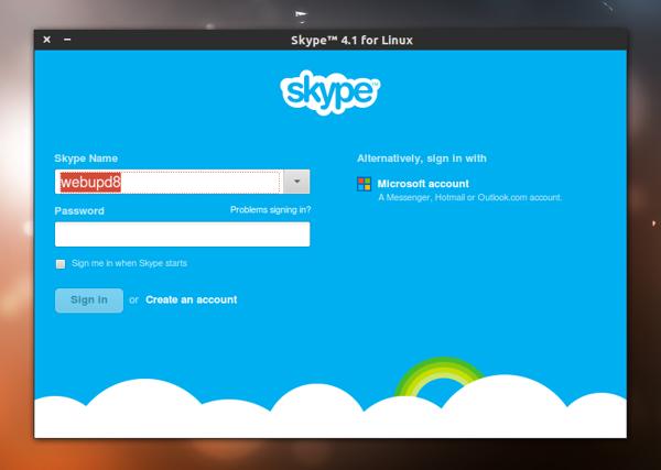 skype-ubuntu