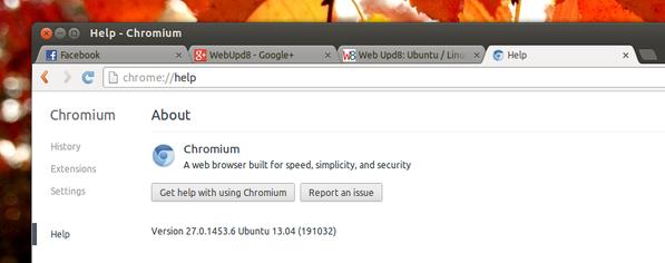 chromium-browser