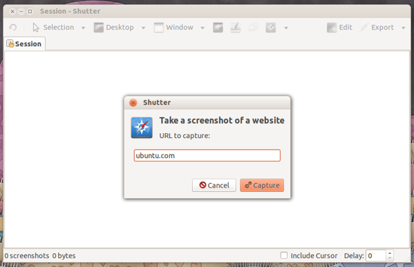 shutter-website