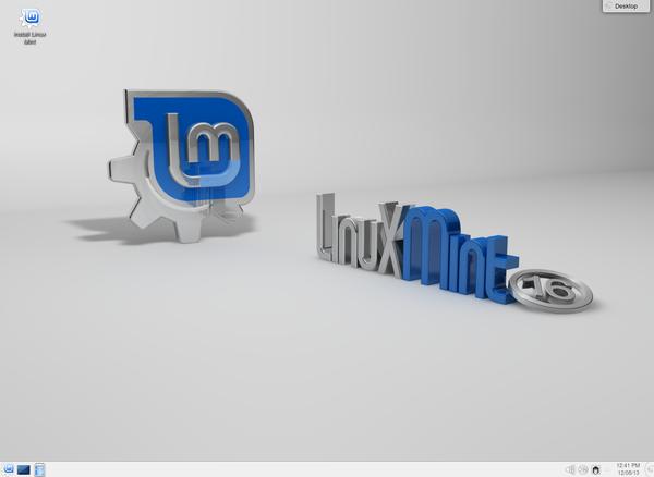 Linux-Mint-16-KDE