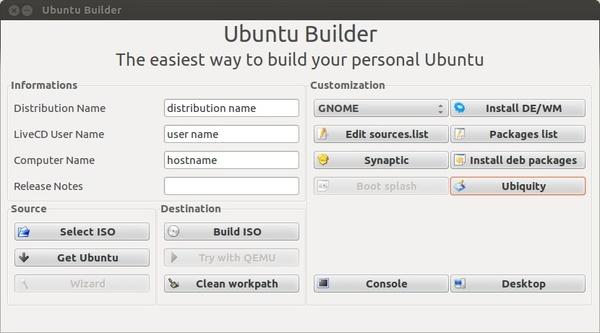 Ubuntu-Builder