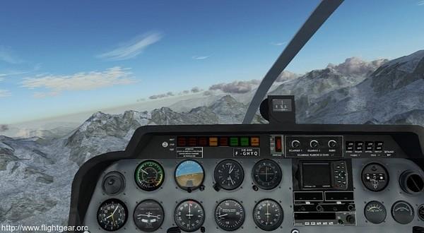 FlightGear-3-0