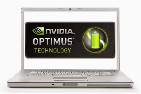 NVIDIA-Optimus-Technology