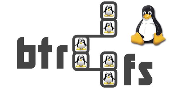 btrfs-linux