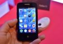 Smartphone Firefox OS da 30 euro: la video prova