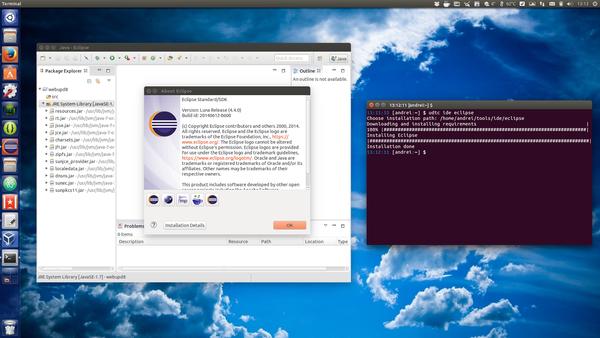 udtc-eclipse-ubuntu