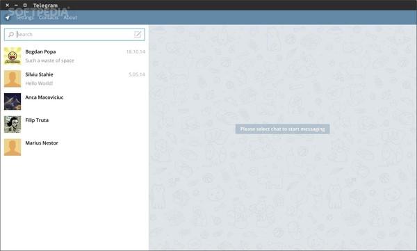 Telegram-Desktop-Linux