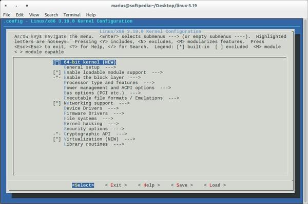 Linux-Kernel-3-19